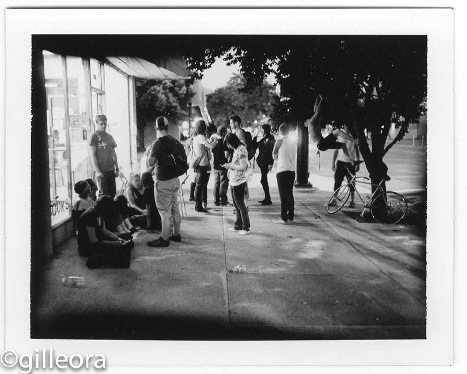 Another image in front of Redlight. It was a happening place back in the day.