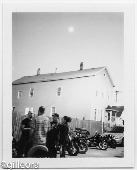 Moonrise over Pilsen.