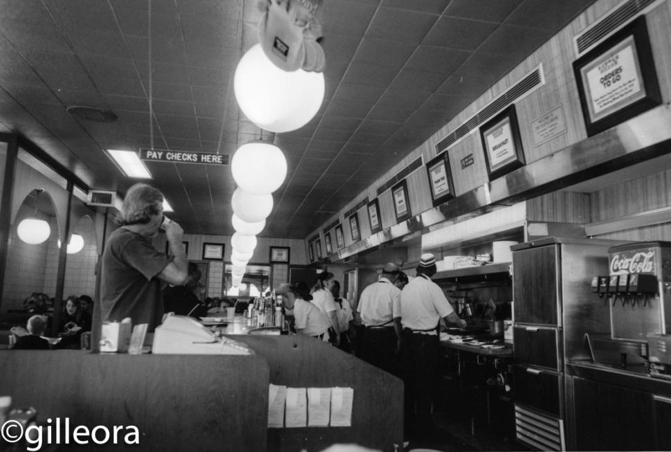 Tuscon Waffle House