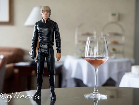 The force is strong with this vino
