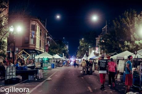 Street festival season is upon us.